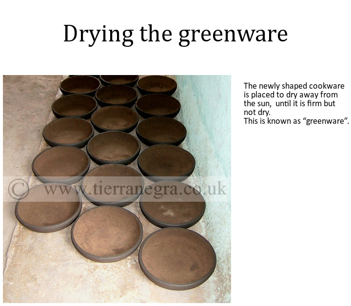 origins of tierra negra cookware