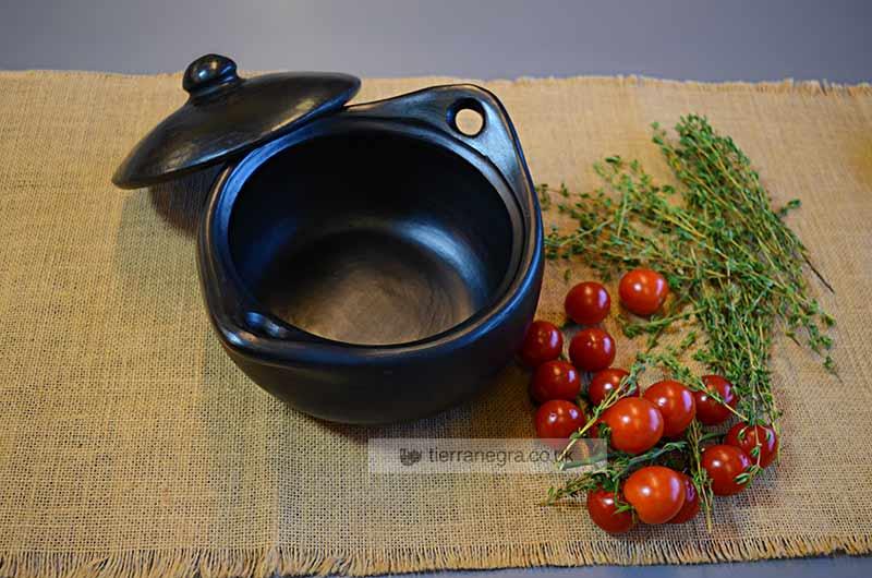 Small ceramic casserole