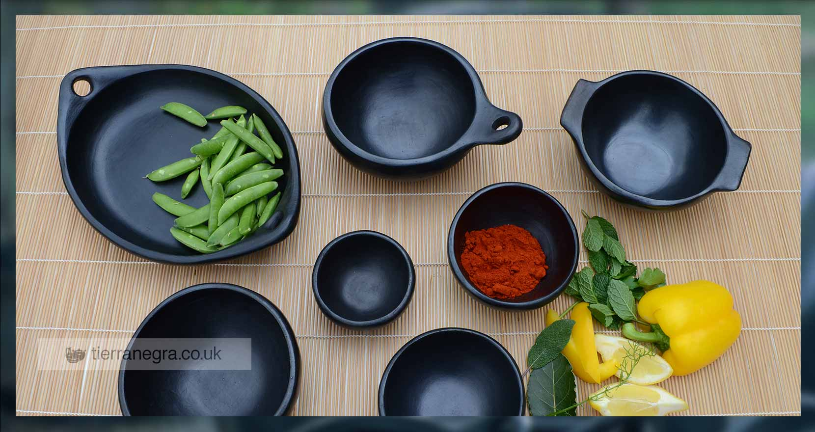 Natural cookware - hand-made with love