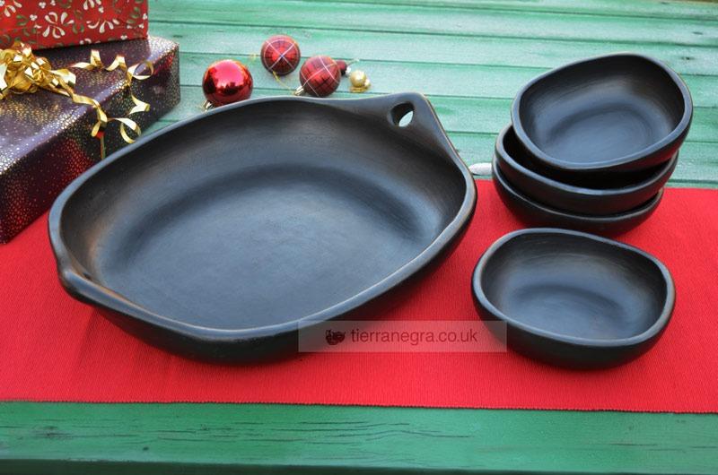 Large roasting tray